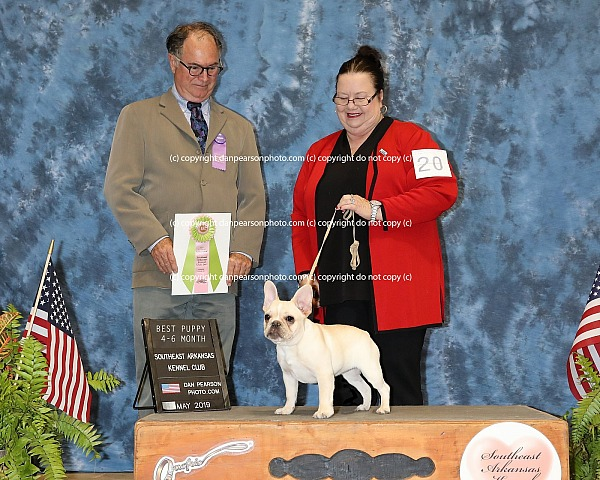 Southeast Arkansas Kennel Club 2 Sunday May 26, 2019